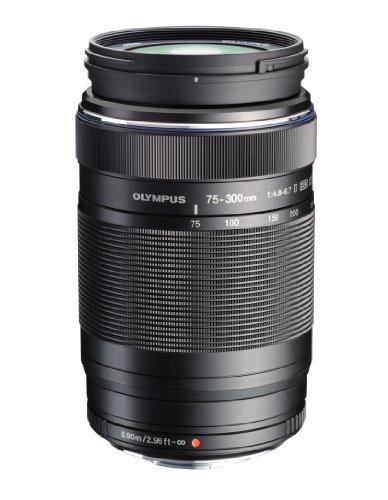 Olympus EZ-M7530 M.Zuiko Digital 75-300 mm 1:4.8-6.7 Lens II £353.84 @ Amazon