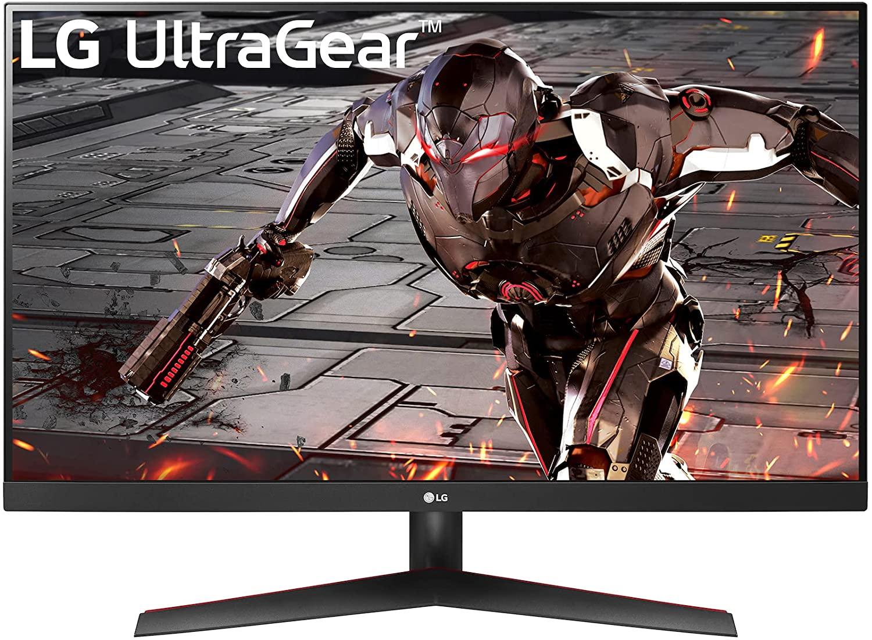 "LG 32GN600-B 32"" QHD VA 350nits FreeSync 165Hz Gaming Monitor, £279.95 at Overclockers"