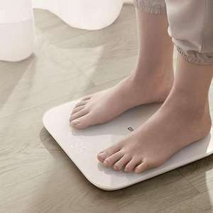 Xiaomi Mi Smart Scale 2 High-Precision LED Display Scales - White - £13.59 delivered With Code @ MyMemory