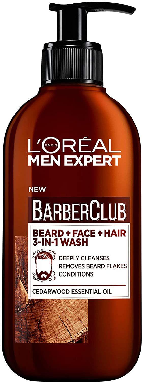 L'Oréal Men Expert beard shampoo 200ml - £5 Prime / +£4.49 non Prime (£3.25 / £3.75 S&S) @ Amazon