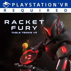 Racket Fury: Table Tennis (PS4 / PSVR Required) Free using PlayStation App (PS Plus Required) @ PlayStation Store