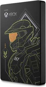Seagate Game Drive for Xbox 2TB Halo Master Chief Limited Edition External Hard Drive, £49.50 at Amazon