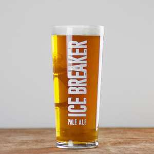 Receive a free pint of Ice Breaker Pale Ale or bottle of Coke or Coke Zero - Table Bookings can be made online @ Greene King Pubs