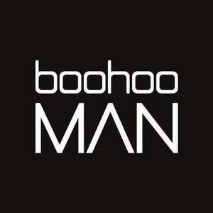 Up to 70% off on Clothing items @ BoohooMAN (£3.99 Delivery)