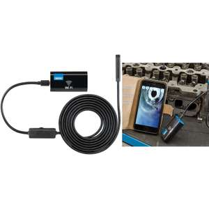 Draper Wi-Fi Endoscope Inspection Camera - £20.99 (Free click and Collect) @ Toolstation
