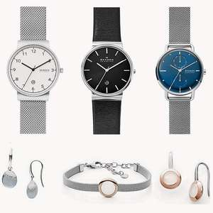 Skagen Sale - Get an extra 30% Off Sale & Outlet items at checkout + Free UK mainland delivery @ Skagen