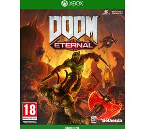 Doom Eternal XBOX - £7.97 delivered @ Currys PC World