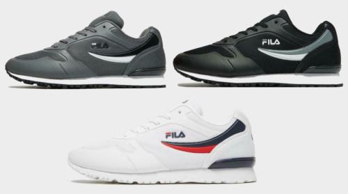 Fila Forerunner Mens Trainers (3 Colours) £19.99 Delivered @ jdoutlet / eBay