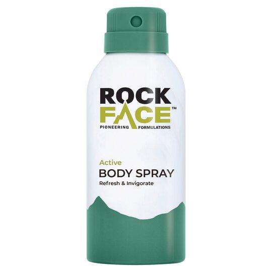 Rockface body spray 150ml 75p @ Boots Chester
