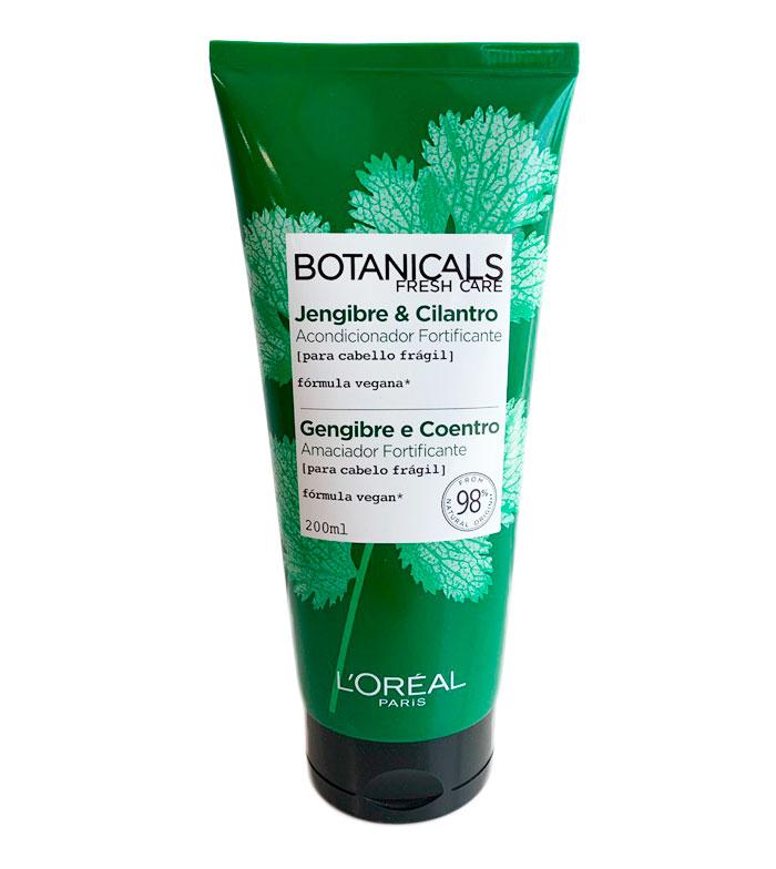 L'Oréal Botanicals Ginger and Coriander conditioner 50p @ Sainsbury's Bridgend