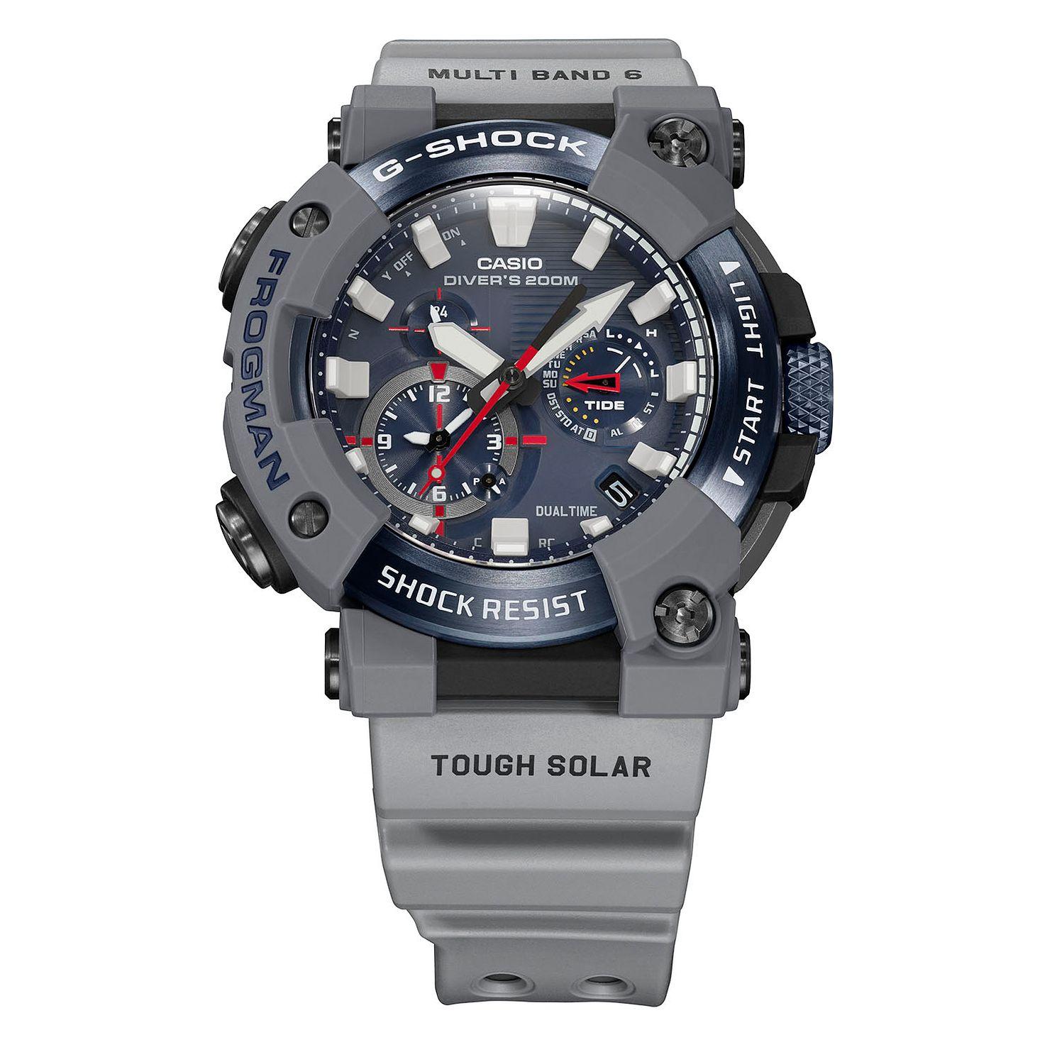 GShock Frogman Royal Navy Collaboration Special Edition watch - £639 @ Ernest Jones