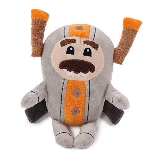 Go Jetters Soft Toy-Grandmaster Glitch, Plush £2.06 (+£4.49 non-prime) @ Amazon