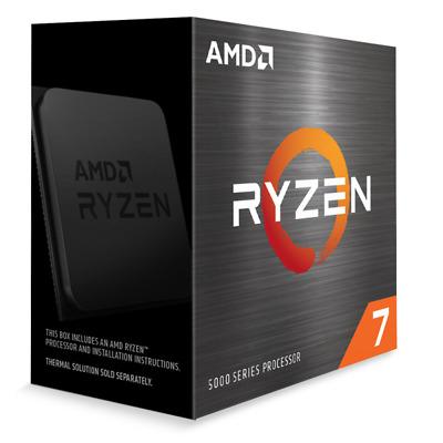 AMD RYZEN 7 5800X EIGHT CORE 4.7GHZ (SOCKET AM4) PROCESSOR - Open Box Return £328.49 - tabretail / eBay