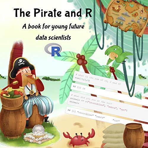 The Pirate and R by Daniele Forni Book £1.41 (+£2.99 non-prime) @ Amazon