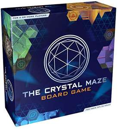 The Crystal Maze Board Game £8.74 Prime (+£4.49 Non-Prime) @ Amazon