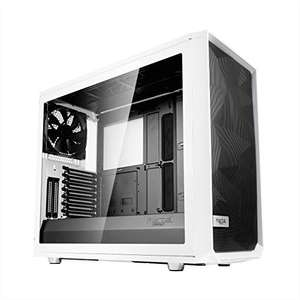Fractal Design Meshify S2- Mid Tower PC Case- Airflow/Performance- 3x Silent Fans And Nexus Hub included White - £70.29 Delivered @ Amazon