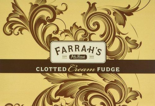 Farrah's of Harrogate Clotted Cream Fudge 170 g - £1.83 (+£4.49 non-prime) @ Amazon