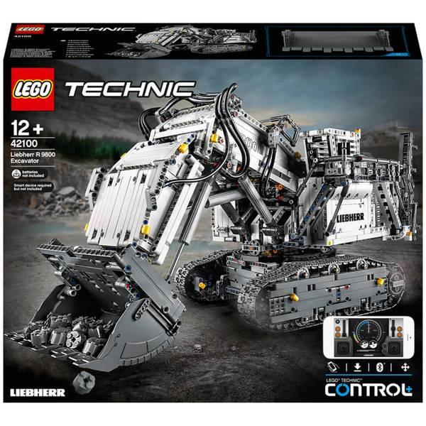 LEGO Technic: Control+ Liebherr R 9800 Excavator Set (42100) - £256.98 delivered (Using code) @ Zavvi