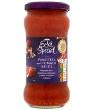 Pancetta and tomato sauce 10p @ Asda instore