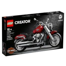 LEGO Creator Expert Harley-Davidson Fat Boy 10269 At Hamleys £58 @ Hamleys