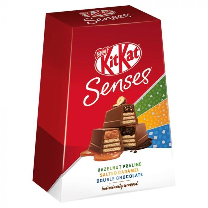 Kit Kat Senses Mix 240g Boxes are 3 for £5 @ B&M Middleton