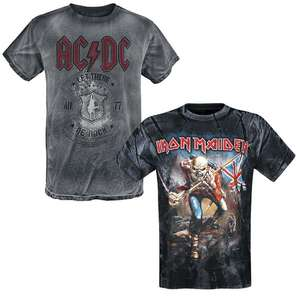 Buy 2 T-shirts and get 50% off your 2nd T-Shirt using discount code, works on some sale Tees @ EMP