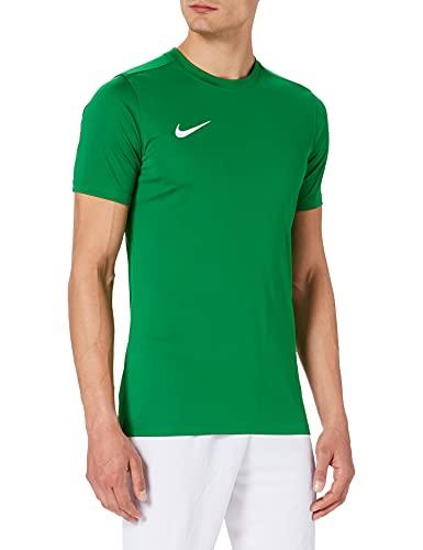 Nike Mens Dri-Fit Park VII T-Shirt in Pine Green/White (Size Large) £7.11 Delivered (Prime) +£4.49 (Non-Prime) @ Amazon