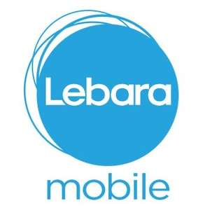 Half Price on any 30 day rolling sim plan for 3 months @ Lebara Mobile