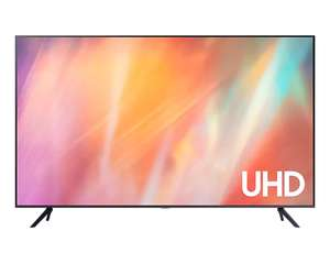 Samsung 2021 70 Inch UE70AU7100KXXU Crystal UHD 4K HDR Smart TV with Alexa built-in - £799.20 With Code @ Samsung