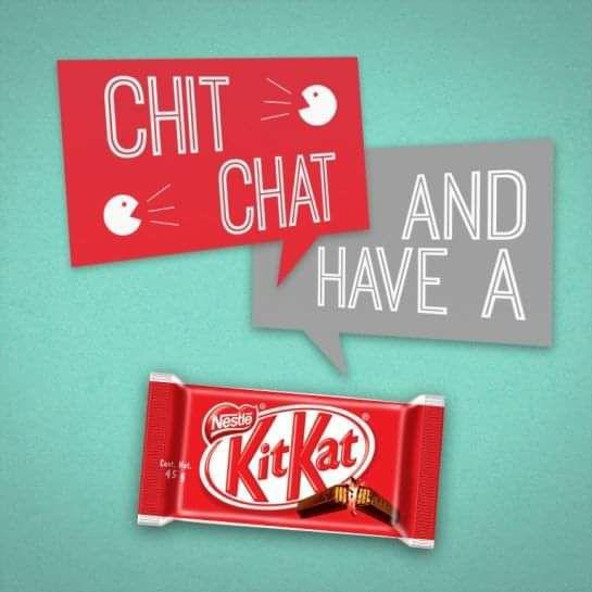 Kit Kat 4 Finger Bars are 5 for £1 @ Farmfoods Chadderton