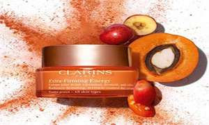 Free Clarins sample of Clarins Extra-Firming Energy via Clarins Shop
