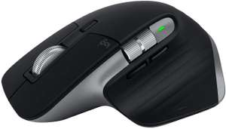 Logitech MX Master 3 Wireless Mouse for Mac, Ultra-Fast Scrolling, Ergonomic Design, 4000 DPI, USB-C - £71.01 (UK Mainland) @ Amazon France