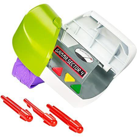 Toy Story 4 Buzz Lightyear Wrist Communicator - £3.82 (+£4.49 without Prime) @ Amazon