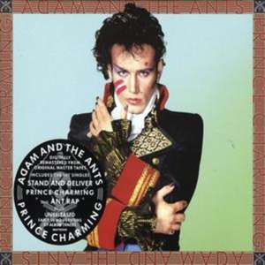 Adam and the Ants - Prince Charming (Remastered and Expanded) CD £5.87 delivered @ Rarewaves