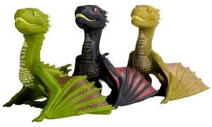 Game Of Thrones: TITANS Vinyl Figure 3 Pack: Young Dragons (SDCC) £6.99 + £2 delivery- Forbidden Planet