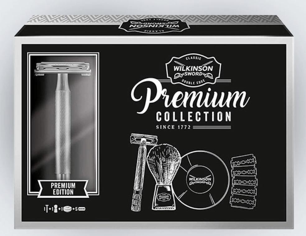Classic Double Edge Safety Razor - Premium Collection - £13.25 @ Wilkinson Sword