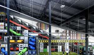 Manchester Play Factore Admission Via Groupon