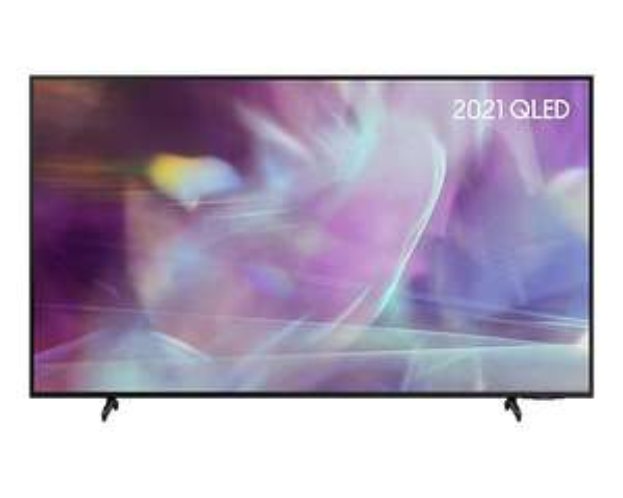 "85"" Q60A QLED 4K HDR Smart TV (2021) Free Samsung Q60T soundbar and woofer worth £499 £2079 with code @ Samsung"