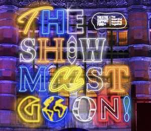 The Show Must Go On - Live at The Palace - Performances from Tina Turner Musical / etc - Free via Youtube at 7pm on Sun 06/06
