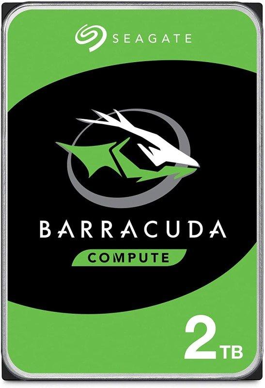 Seagate BarraCuda 2TB Desktop Hard Drive - £46.49 @ Ebuyer