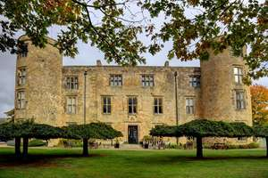 Overnight Luxury Escape for Two with breakfast at Walworth Castle Hotel £69 with code @ Buyagift