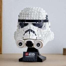 Lego Star Wars Stormtrooper 75276 £39 delivered with code @ Hamleys
