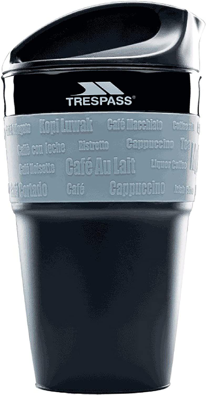 Trespass Coffeepop Silicone Drinks Holder - Black - 355ml £2.47 @ Amazon (-£4.49 non Prime)