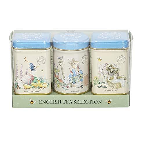 New English Teas Beatrix Potter Mini Tea Tin Gift, Earl Grey, 70 Gram - £3.92 (+£4.49 Non-Prime) @ Amazon