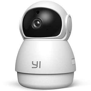 YI Security Camera Dome Guard - £29.99 using £5 off Amazon - Sold by Seeverything UK / Fulfilled by Amazon