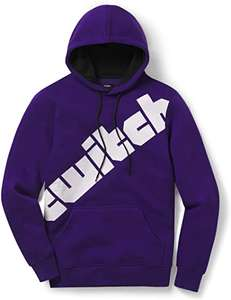 Twitch Love hoodie - half price for Prime members only - £22.50 @ Amazon