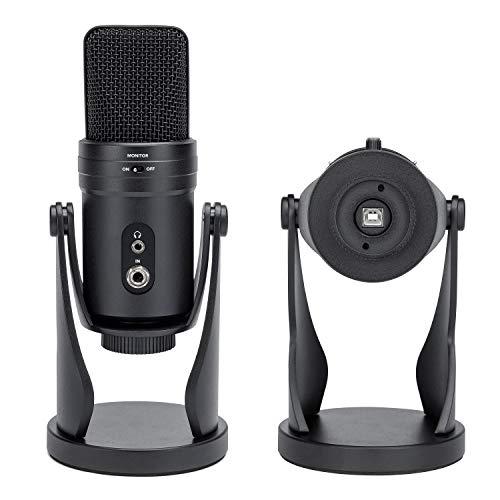 Samson G-Track Pro - Professional USB Microphone with Audio - £107.99 @ Amazon