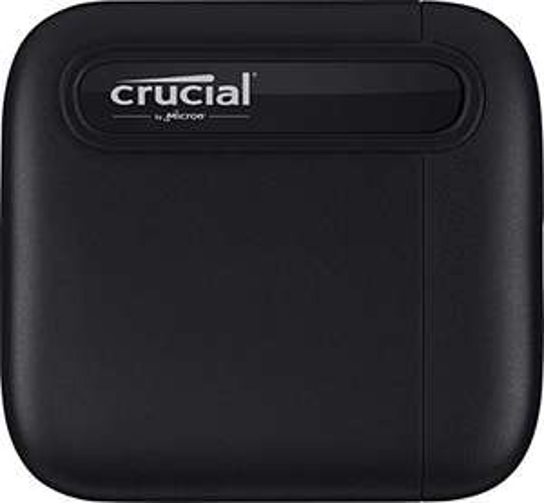 Crucial CT4000X6SSD9 X6 4TB SSD USB-C Drive - £317.23 @ Amazon