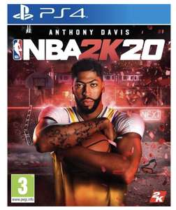 NBA 2K20 (PS4) - £1 instore @ Asda In-Store (Greenhithe)