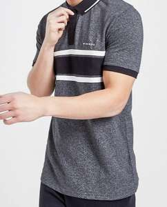 Grey Mckenzie Polo shirt - £5 delivered with code @ JD Sports